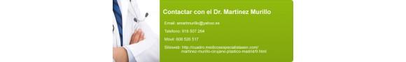 Opiniones Doctor Antonio Martínez Murillo - Cirugía plástica.